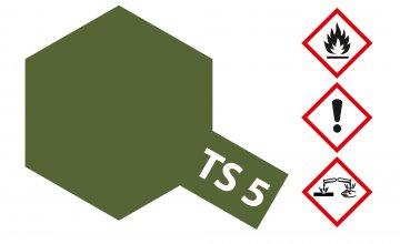 TS-5 Olive Drab 1 · TA 85005 ·  Tamiya