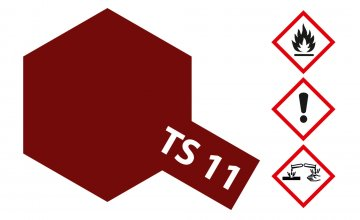 TS-11 Marone · TA 85011 ·  Tamiya