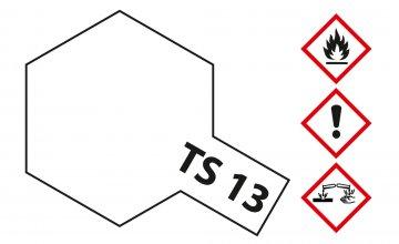 TS-13 Klarlack · TA 85013 ·  Tamiya