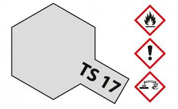 TS-17 Alu-Silber · TA 85017 ·  Tamiya