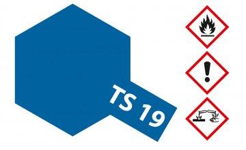 TS-19 Metallic-Blau · TA 85019 ·  Tamiya