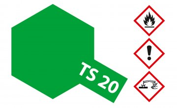 TS-20 Metallic-Grün · TA 85020 ·  Tamiya