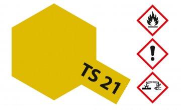 TS-21 Gold · TA 85021 ·  Tamiya