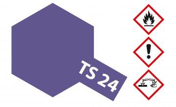 TS-24 Lila · TA 85024 ·  Tamiya
