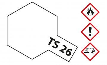 TS-26 Weiß · TA 85026 ·  Tamiya
