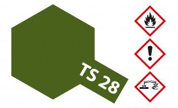TS-28 Olive Drab 2 · TA 85028 ·  Tamiya