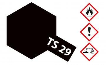 TS-29 Schwarz-Seidenmatt · TA 85029 ·  Tamiya