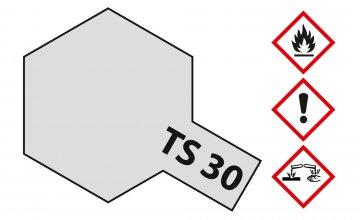TS-30 Metallic-Silber · TA 85030 ·  Tamiya