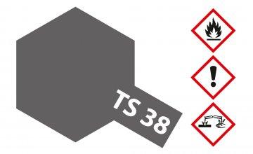 TS-38 Gun Metall · TA 85038 ·  Tamiya