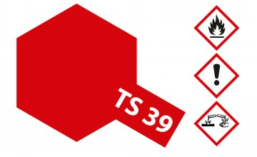 TS-39 Mica-Rot · TA 85039 ·  Tamiya