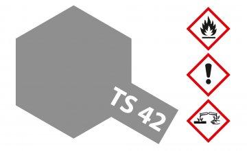 TS-42 Gun-Metall (Hell) · TA 85042 ·  Tamiya