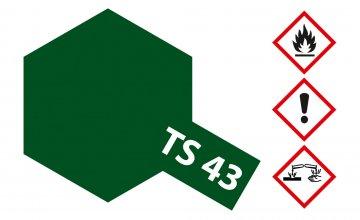 TS-43 Racing Grün · TA 85043 ·  Tamiya