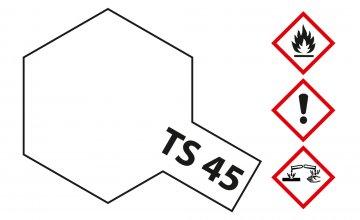 TS-45 Perlweiss · TA 85045 ·  Tamiya