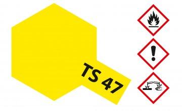 TS-47 Chrome-Gelb · TA 85047 ·  Tamiya