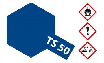 TS-50 Mica Blau · TA 85050 ·  Tamiya
