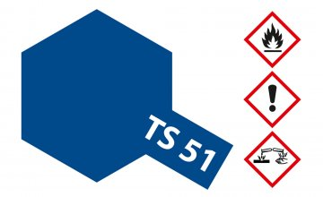 TS-51 Telefonica Blau · TA 85051 ·  Tamiya