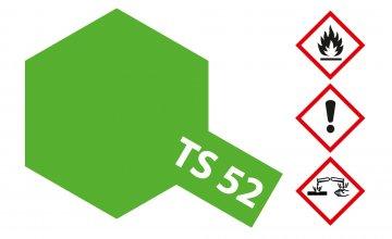 TS-52 Candy Line Grün · TA 85052 ·  Tamiya