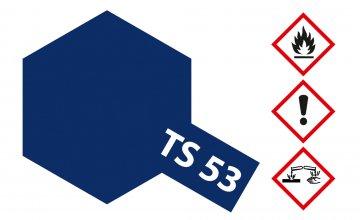 TS-53 Metallic Blau (14084) · TA 85053 ·  Tamiya