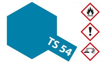 TS-54 Metallic Hellblau · TA 85054 ·  Tamiya