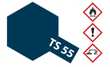 TS-55 Dunkel Blau · TA 85055 ·  Tamiya