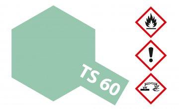 TS-60 Perlgrün · TA 85060 ·  Tamiya
