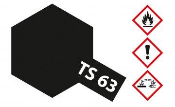 TS-63 Nato-Schwarz · TA 85063 ·  Tamiya