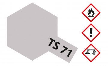 TS-71 Rauch · TA 85071 ·  Tamiya