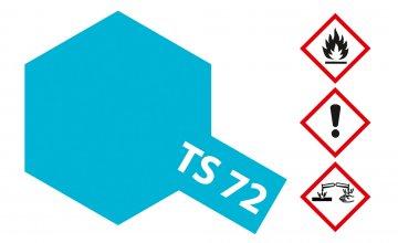 TS-72 Blau (Klar) · TA 85072 ·  Tamiya
