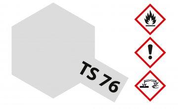 TS-76 Mica Silber · TA 85076 ·  Tamiya