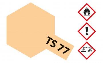 TS-77 Fleischfarben matt · TA 85077 ·  Tamiya