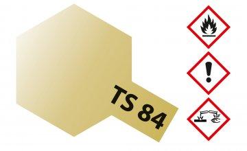 TS-84 Metallic Gold · TA 85084 ·  Tamiya