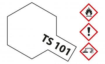 TS-101 Basis Weiss (Decklack) 100ml · TA 85101 ·  Tamiya