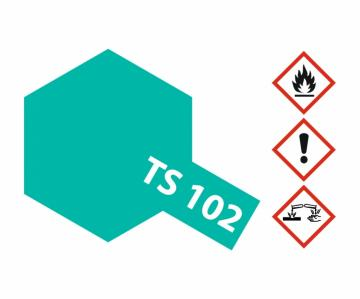 TS-102 Cobalt-Grün (100 ml) · TA 85102 ·  Tamiya