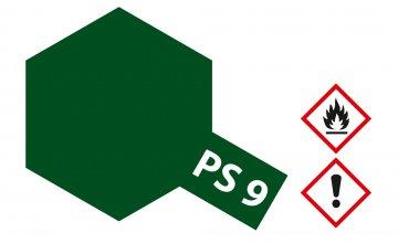 PS-9 Grün Polycarbonat 100ml · TA 86009 ·  Tamiya