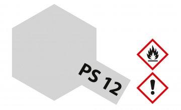 PS-12 Silber Polycarbonat 100ml · TA 86012 ·  Tamiya