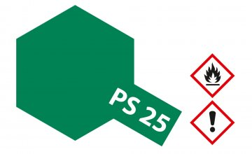 PS-25 Hellgrün Polycarbonat 100ml · TA 86025 ·  Tamiya