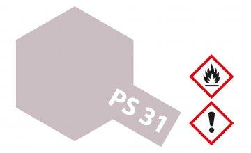 PS-31 Rauch Transparent Polyc. 100ml · TA 86031 ·  Tamiya