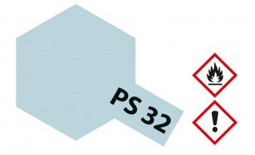 PS-32 Corsa Grau Polycarbonat 100ml · TA 86032 ·  Tamiya
