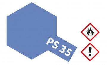 PS-35 Blau-Violett Polycarb. 100ml · TA 86035 ·  Tamiya