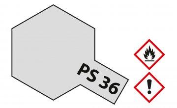 PS-36 Translucent Silber Polyc. 100ml · TA 86036 ·  Tamiya