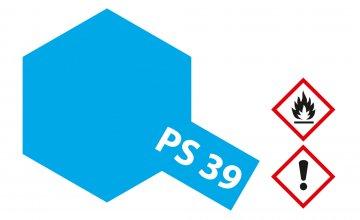 PS-39 Translucent Hellblau Polyc. 100ml · TA 86039 ·  Tamiya