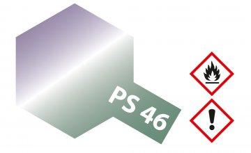 PS-46 Grün-Violett schillernd Poly.100ml · TA 86046 ·  Tamiya