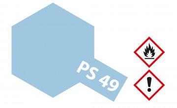 PS-49 Alu-Effektblau Polyc. 100ml · TA 86049 ·  Tamiya