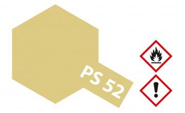 PS-52 Champagner Gold Polyc. 100ml · TA 86052 ·  Tamiya