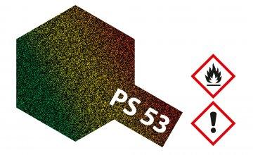 PS-53 Lame Flake Transp.schil.Poly.100ml · TA 86053 ·  Tamiya