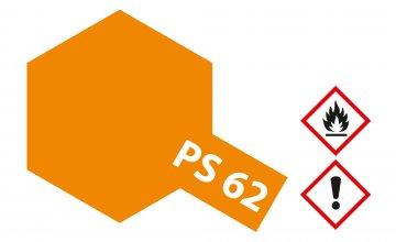 PS-62 Pure Orange (ENEOS) 100ml Spray · TA 86062 ·  Tamiya