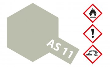 AS-11 Seegrau (mittel) matt (RAF) 100ml · TA 86511 ·  Tamiya