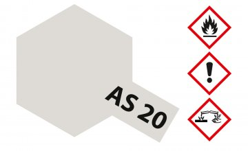 AS-20 Insignienweiss matt (USN) 100ml · TA 86520 ·  Tamiya