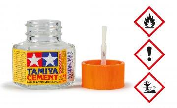 Tamiya Cement/Plastikkleber 20ml · TA 87012 ·  Tamiya
