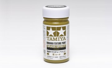 Diorama Textur Farbe Gras-Effekt Khaki · TA 87117 ·  Tamiya